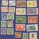 Canada 46 stamps Packet No 1387