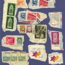 Israel 10 stamps Packet No 3430