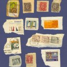Canada 12 stamps Packet No 5540