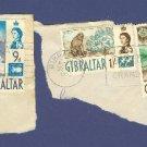 Gibraltar 3 stamps
