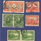 Haiti 5 Stamps Packet No 2750