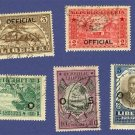 Liberia 5 Stamps Packet No 2