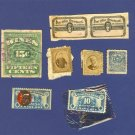 United States 7 Government Stamps   Packet  36622