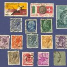 Italy Packet No 2469 with 15 stamps
