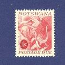 Botswana 1 stamp
