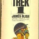 Star Trek 1 adapted by James Blish Original Star Trek Series