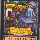 The Leper of Saint Giles by Ellis Peters   Brother Cadfael Medieval Mystery