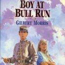 Drummer Boy at Bull Run by Gilbert Morris  Bonnets and Bugles Series