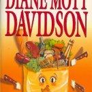 Chopping Spree by Diane Mott Davidson Goldy Schulz Mystery