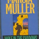 Wolf in the Shadows by Marcia Muller Sharon McCone Mystery