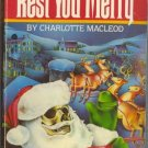 Rest You Merry by Charlotte Macleod Peter Shandy Mystery