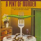 A Pint of Murder by Alisa Craig Inspector Madoc Rhys Mystery Charlotte Macleod