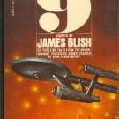 Star Trek 9 Adapted by James Blish 6 Episodes from the Original Series
