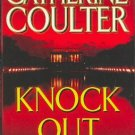 Knock Out by Catherine Coulter Hardcover FBI Thriller Savich and Sherlock Mystery