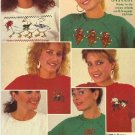 Holiday Fashion by Barbara Finwall Counted Cross Stitch