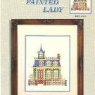 Painted Lady by Deborah Cambell Counted Cross Stitch