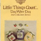 Little Things That Count for the Kitchen by Gloria and Pat Counted Cross Stitch