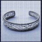 Sterling Silver Bangle Bracelet  No.03