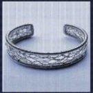 Sterling Silver Bangle Bracelet  No.03