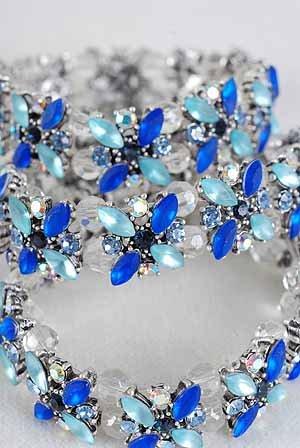 SALE� Fashion Bracelets No.14D- S 20168 BL