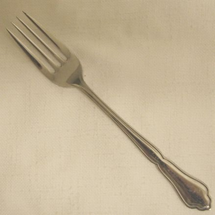 Youth Fork Towle W Adams Stainless Flatware Provincial Free Shipping