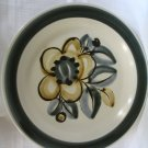 STAVANGERFLINT of NORWAY RETRO FLORAL PLATTER by Inger Waage