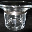 NEW w/o box ROSENDAHL of DENMARK GRAND CRU CRYSTAL VOTIVE CANDLE HOLDER