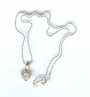 Heart Necklace FREE SHIPPING
