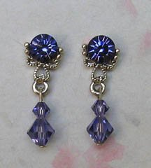 Be-Jewelled Tanzanite