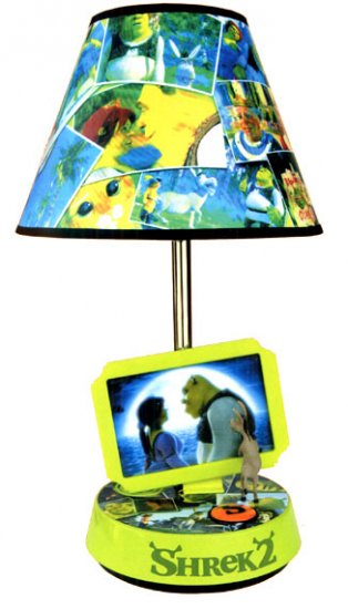 Shrek 2 Designer Lamp