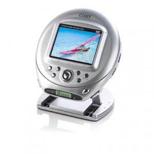 "Coby 5"" Portable Dvd-mp3-cd Cd-rw Player"