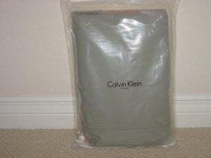 Calvin Klein OLIVE Green King Bedskirt