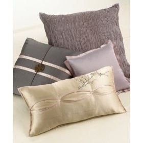 Waterford KAYLEE MIST Rectangle Deco Pillow NWT