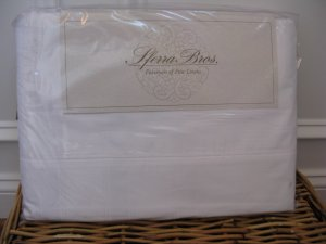Sferra Hotel Collection Egyptian King Sheet Set 500tc