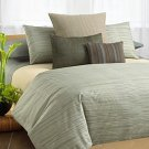 Calvin Klein SANDED LINES Wave Stitch King pillowcases