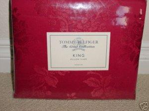 Tommy Hilfiger VINEYARD HAVEN King Sham NIP