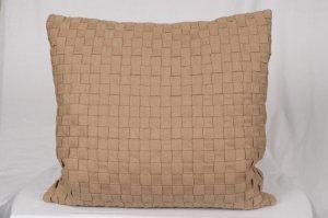 Donna Karan DKNY VICTORIA FALLS Jute Deco Pillow $315