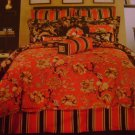Rose Tree Bennet 7P Queen comforter set