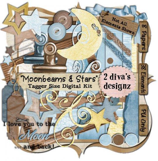 Moonbeams & Stars