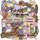 Angels Among Us ~ Childhood Cancer Awareness Kit