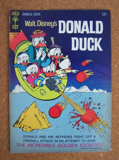 Donald Duck #101 (Gold Key 1965)