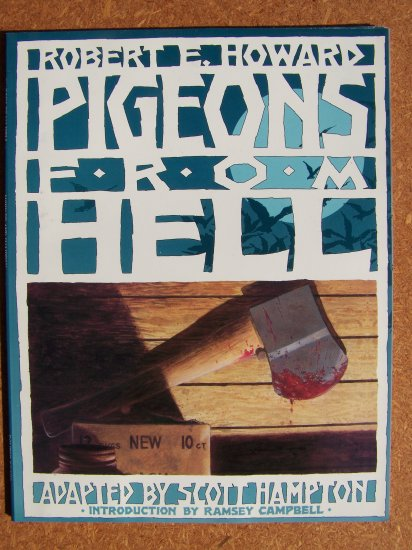 Pigeons From Hell GN (Eclipse 1988)