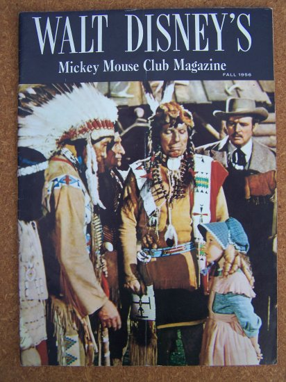 Walt Disney's Mickey Mouse Club Magazine Vol.1 #4