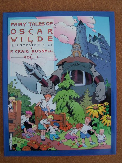 Fairy Tales of Oscar Wilde Vol. 1  P.Craig Russell