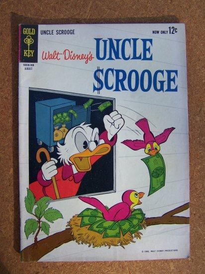 Walt Disney's Uncle Scrooge #44