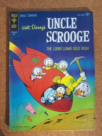 Walt Disney's Uncle Scrooge #49