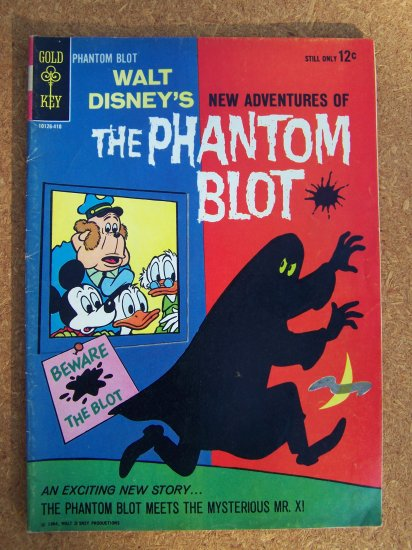 The Phantom Blot #1 (Walt Disney's New Advs. of....#1)
