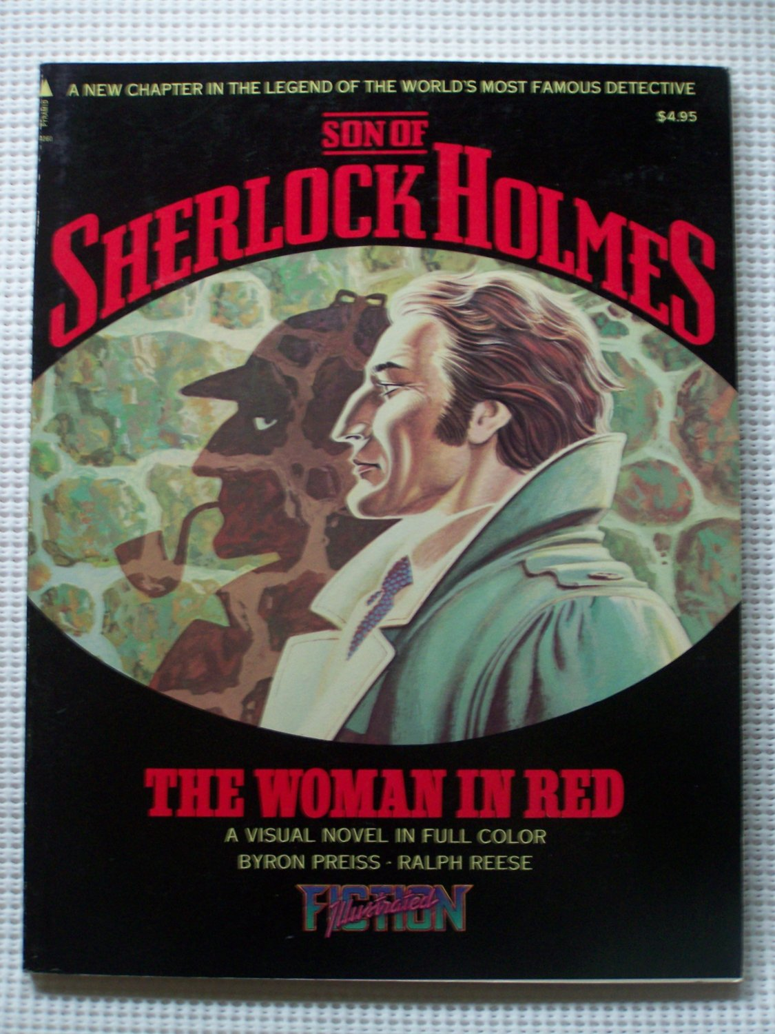 Son of Sherlock Holmes (Fiction Illustrated #4)