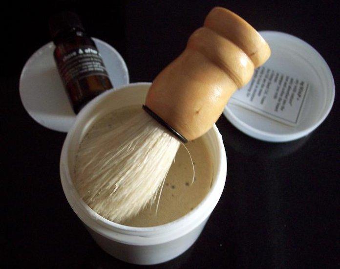 TNT Shaving SOAP +++;3pcs set.