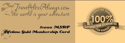 Travel Discount Card